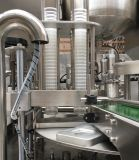 Automatische Roterende het Vullen van de Capsule van de Machine van de Kop van de Capsule van de Koffie Verzegelende Machine