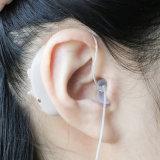 이도 Itc 청각 증폭기에 있는 소형 보이지 않는 보청기 수신기