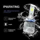 LED de farol de Alta Potência 9004 H4 H13 9007 Ventiladoresfaróis LED