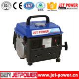 Generador portable de la gasolina del generador 450W de la gasolina del Solo-Cilindro pequeño