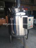 浙江のステンレス鋼の小型バッチミルクの低温殺菌器機械価格