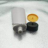 bottiglia impaccante cosmetica dello sciampo dell'HDPE di plastica 200ml