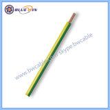 6701b el Cable de cobre de 450/750V hilo único cable eléctrico