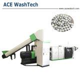 작은 알모양으로 하는 PP PE를 재생하는 플라스틱 기계를 만들기