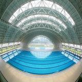 feuilles en plastique de polycarbonate solide clair de 3mm pour des panneaux de mur de piscine