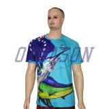 Équipe de conception originale de l'impression sublimée Sports T-Shirts (T005)