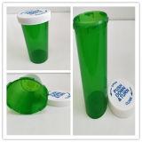 بلاستيكيّة عكوس غطاء زجاجة وصف يعبّئ زجاجة