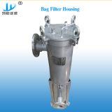 Tamaño 1 solo filtro de Bolsa de Vivienda para el tratamiento de agua