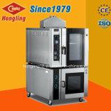 10-Tray Proofer eléctrico, horno eléctrico de la convección del emparejamiento 5-Tray