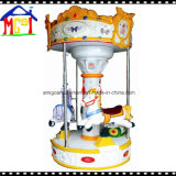 遊園地のための小さいコンベヤーの女の子のゲーム・マシンの子供の乗車