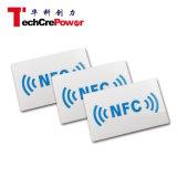 Etiqueta engomada de la etiqueta -8 13.56MHz NFC de NFC Nt203 NFC/escritura de la etiqueta de papel/tarjeta inteligente para el acceso