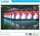 IP65 P4 et P5 TV LED écran LED Display statif au sol, plein d'affichage LED de couleur de la publicité Conseil pour la vente