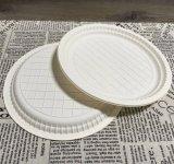 Dîner de l'odeur de vaisselle biodégradable non écologique de la plaque de papier