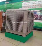 Refrigerador de aire montado azotea al aire libre industrial evaporativa del taller