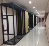 Cremagliera di visualizzazione delle mattonelle di ceramica, cremagliere di visualizzazione delle mattonelle di pavimento, visualizzazione della sala d'esposizione delle mattonelle
