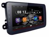 2017 carro universal de venda quente Ultrathin GPS da VW do modelo novo 2DIN com o jogador MP5 Android do sistema 6.0.1 tela de 8 polegadas