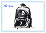 Morral del club del balompié de Real Madrid Ronaldo