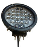 24 LED Spotlight para Puente Grúa Safety-Blue/Rojo-120W
