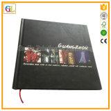 Société de prestations de services d'impression de livre de livre À couverture dure (OEM-GL040)