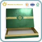 Коробка пакета фабрики Китая изготовленный на заказ бумажная для косметики (твердая крышка и низкопробная коробка)