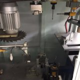 Janela UPVC Coner Porta de Limpeza da Máquina