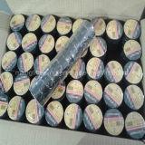 Cinta adhesiva de la adherencia del aislante ignífugo fuerte del PVC