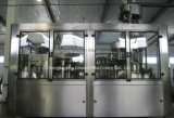 Automatischer Orangensaft, der Maschine herstellt