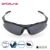 Fabrik-Schutzbrillen, die polarisierte Sport-Sonnenbrillen für das Komprimieren komprimieren