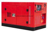 GF3/240kw Weimanの無声タイプが付いているディーゼル発電機セット