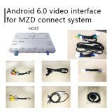 Mazda Cx 5 Mzd Connect Video Interface Knob Control Waze를 위한 인조 인간 6.0 GPS Navigation Box