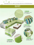 침실 가구 - 호텔 가구 - 직물 로비 침대