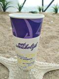 Wegwerf-FDA und EU zugelassenes Drucken-Kälte-trinkendes Papiercup