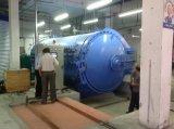 Máquina de cristal de la autoclave de la pequeña calefacción eléctrica de Changzhou para el uso del laboratorio