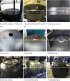 フルオートLPGシリンダートリミングおよび磨く機械