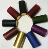 Hot Selling PVC Shrinking Capes, Olive Oil Shrink Sleeves