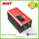 12 В 3000W низкая частота Чистая синусоида солнечной гибридный инвертор