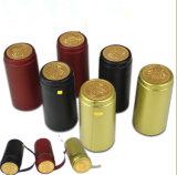 De Aanpassende Kleur die van de vervaardiging de Capsule van pvc met de Band van de Scheur krimpen