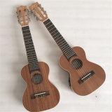Цена Ukulele гитары Guitarlele перемещения высокой ранга Aiersi Handmade