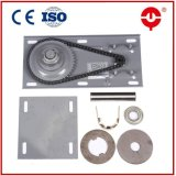 Individual Phase 300kg AC Electric Roller Signal Door Side Motor
