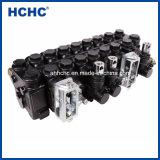 China-Lieferanten-Handbuch gebetriebenes hydraulisches Richtungsregelventil Dl137