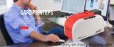 De dubbel-opgeruimde Printer van de Kaart/de Printer van de Kaart van de Streepjescode/de Magnetische Kaart van de Streep/de Plastic Machine van de Druk van de Printer van de Kaart