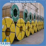 1,4301 DIN de 0,7 mm de espesor Ba/2b Ss 304/304L bobinas de acero inoxidable de grado/hojas/placas