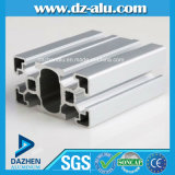 6063 T5 6000 Serie kundenspezifisches Aluminiumprofil für Algerien-Fenster-Tür-Profil