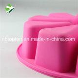100 % du silicone de qualité alimentaire 10 formes Triangle de la cavité du moule à gâteau