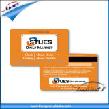 Van de premie van de Verkoper 13.56MHz RFID Slim Nfc- Identiteitskaart met het Schrijven van de Gegevens van de Druk