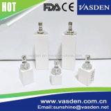 Cadcam material translúcido Sirona molienda Super Cerec Inlab de Zirconia blanco