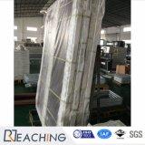 Het witte Venster van de Schuine stand en van de Draai van het Profiel van de Kleur UPVC met laag-E Glas Pw025