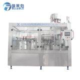 Linha de produção de enchimento Flavored automática máquina da planta de engarrafamento do suco