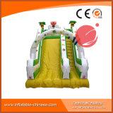 Скольжение пингвина хвастуна замока /Jumping раздувной игрушки Китая оживлённое (T4-221)