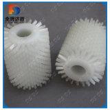 Petite brosse rotative pour la fabrication de gants de latex